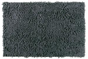 Tapis de bain Chenille gris souris, 100% polyester