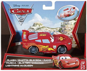 Mattel Cars 2 V3659 Pit Stop Launchers