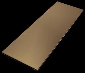 Stahlfachboden 800 x 350 mm weissalu 2x