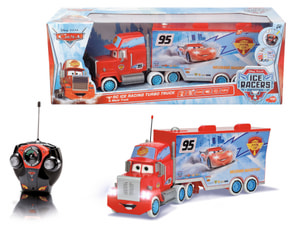 RC ICE Racing Turbo Mack Truck