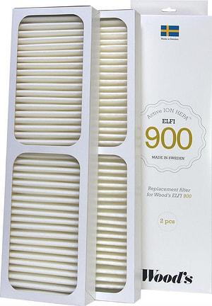 Filtre à air ELFI900 2 Stück