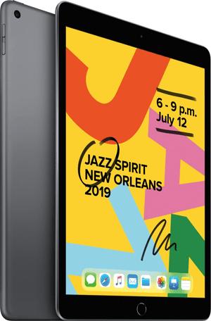 iPad WiFi 128 GB 10.2 Gold