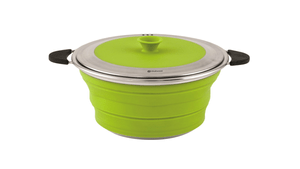 Collaps Pot with Lid M