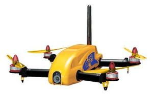 Align MR25 FPV Racer Super Combo jaune