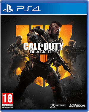 PS4 - Call of Duty: Black Ops 4