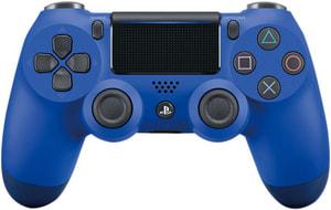 PS4 Wireless DualShock Controller v2 blau