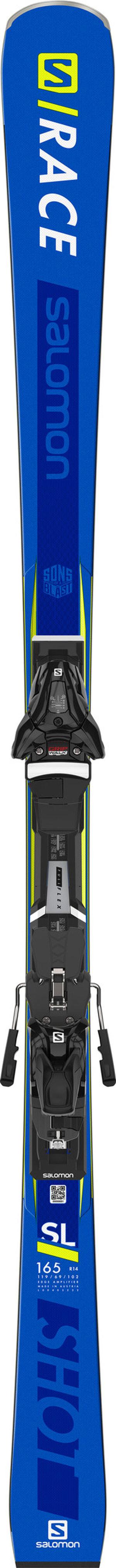 E S/Race Shot SL inkl. Z12 GW