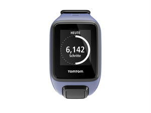 TomTom Spark Cardio + Musik Fitness GPS-