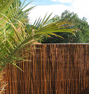 Stuoia in salice Provence 300 x 150 cm
