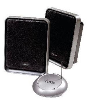L-A Vivanco FMS3000 Funklautsprecher