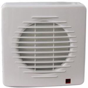 Automatic-Ventilator Nachlauf