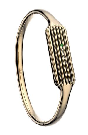 Flex 2 braccialetto oro large