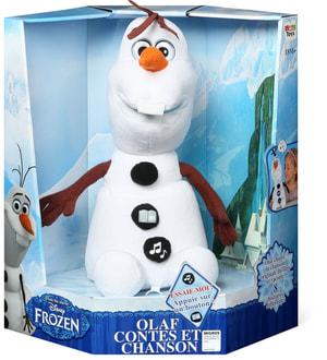 Disney Frozen Olaf Contes et Chansons (F)