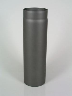 Canne fumarie 100 cm, senza sportello