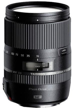 AF 16-300mm f / 3.5-6.3 Di II VC PZD Macro zu Nikon