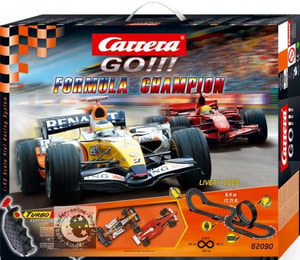 01/11 XL CARRERA GO FORMULA CHAMPION
