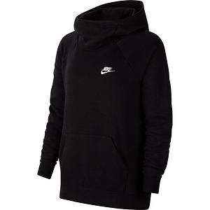Women's  Sportswear Essential Funnel-Neck Fleece-Hoodie