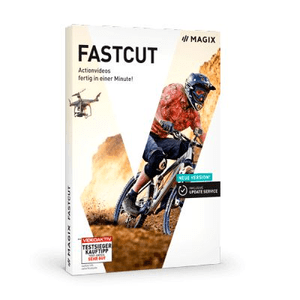 MAGIX Fastcut Plus Edition [PC] (D)