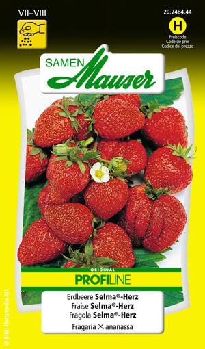 Erdbeere Selma®-Herz