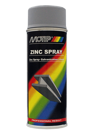 Vernice spray a base di zinco 400 ml