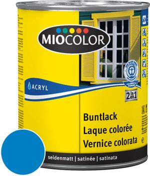Acryl Buntlack seidenmatt Hellelfenbein 750 ml