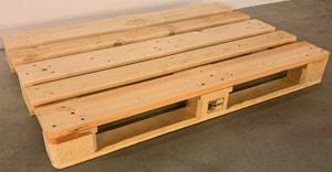 Möbelpalette 120 x 80 cm