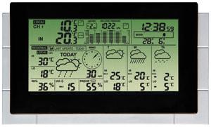 CLIMATE Funkwetterstation W194-1
