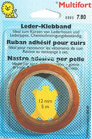 Leder-Klebeband 12mm x 5m
