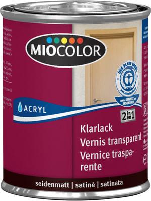 Acryl Klarlack matt Farblos 125 ml