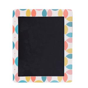 Blackboard mit Kreide, 8.2 x 10 cm