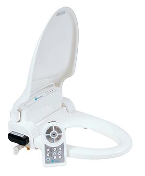 WC-douche Aquaperl avec telecommande