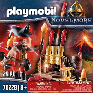 Playmobil 70228 Maitre feu