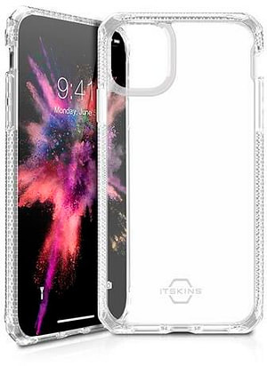 Hard Cover HYBRID CLEAR transparent