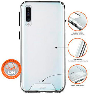 "Hard Cover ""Glacier Case transparent"""