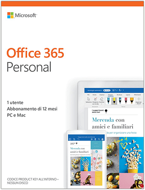 Office 365 Personal 2019 PC/Mac (I)