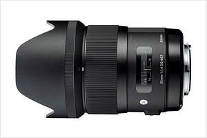 35mm / f 1.4 DG HSM pour Nikon CH-Garantie