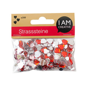 STRASS.ANGULAI.COEUR MIX