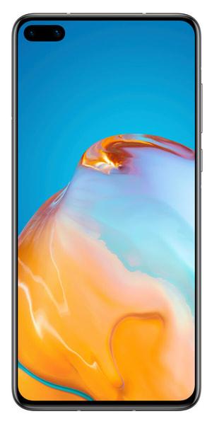 P40 silver frost (sans services Google Mobile)