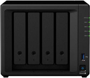 DiskStation DS420+ Leergehäuse