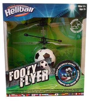 Heliball Footy Flyer