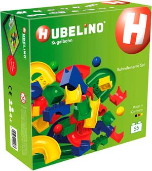 Hubelino piste de balle : Set de circuit à billes [55 pièces]