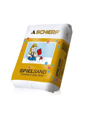 Sabbia da gioco lavata