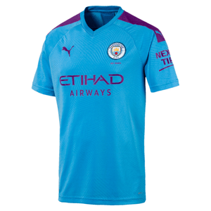 Manchester City Home Replica