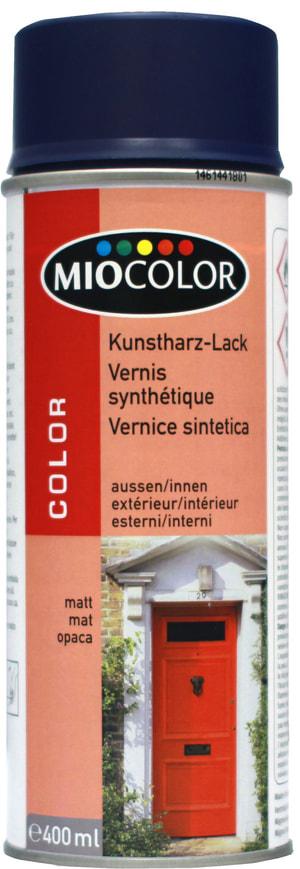 Vernice spray a base di resina sintetica opaco