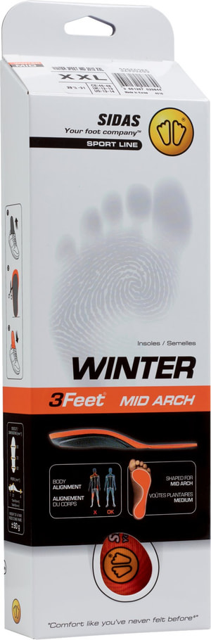 Winter 3 Feet Mid