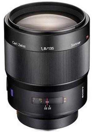 Carl Zeiss 135mm f/1.8 Objectif