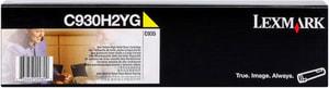 Toner C930H2YG, gelb