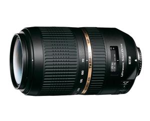 SP AF 70-300mm obiettivo per Canon / Garanzia CH 10 anni