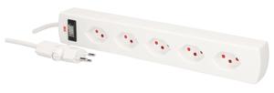 Steckdosenleiste Clip-Clap