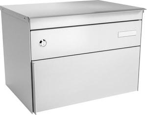 Cassetta dellaposta alluminio/alluminio